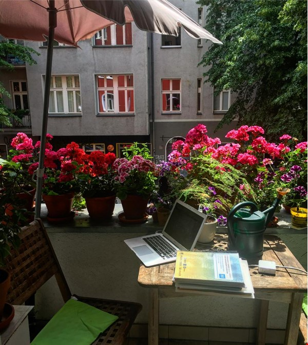 """Large 1 bedroom apartment in """"Kreuzkolln"""" close to canal and restaurants Home Rental in Berlin 0 - thumbnail"""