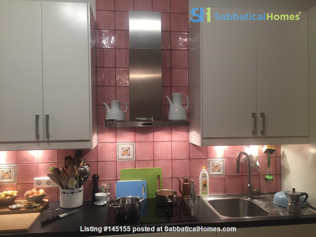 """Large 1 bedroom apartment in """"Kreuzkolln"""" close to canal and restaurants Home Rental in Berlin, Berlin, Germany 9"""