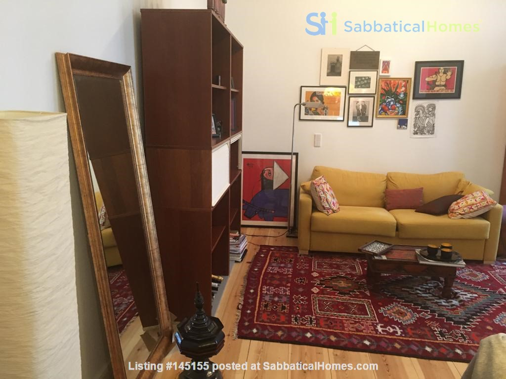 """Large 1 bedroom apartment in """"Kreuzkolln"""" close to canal and restaurants Home Rental in Berlin, Berlin, Germany 5"""