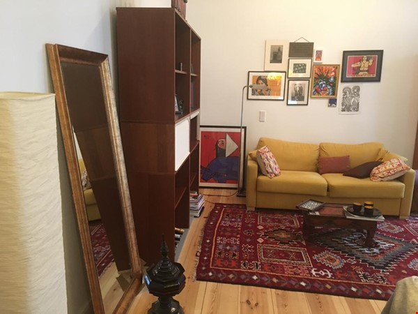 """Large 1 bedroom apartment in """"Kreuzkolln"""" close to canal and restaurants Home Rental in Berlin 5 - thumbnail"""