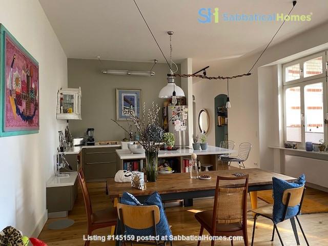 Beautiful Ground Floor Loft Apartment in the Heart of Kreuzberg Home Rental in Berlin, Berlin, Germany 1