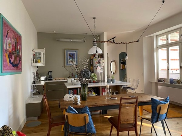 Beautiful Ground Floor Loft Apartment in the Heart of Kreuzberg Home Rental in Berlin 1 - thumbnail