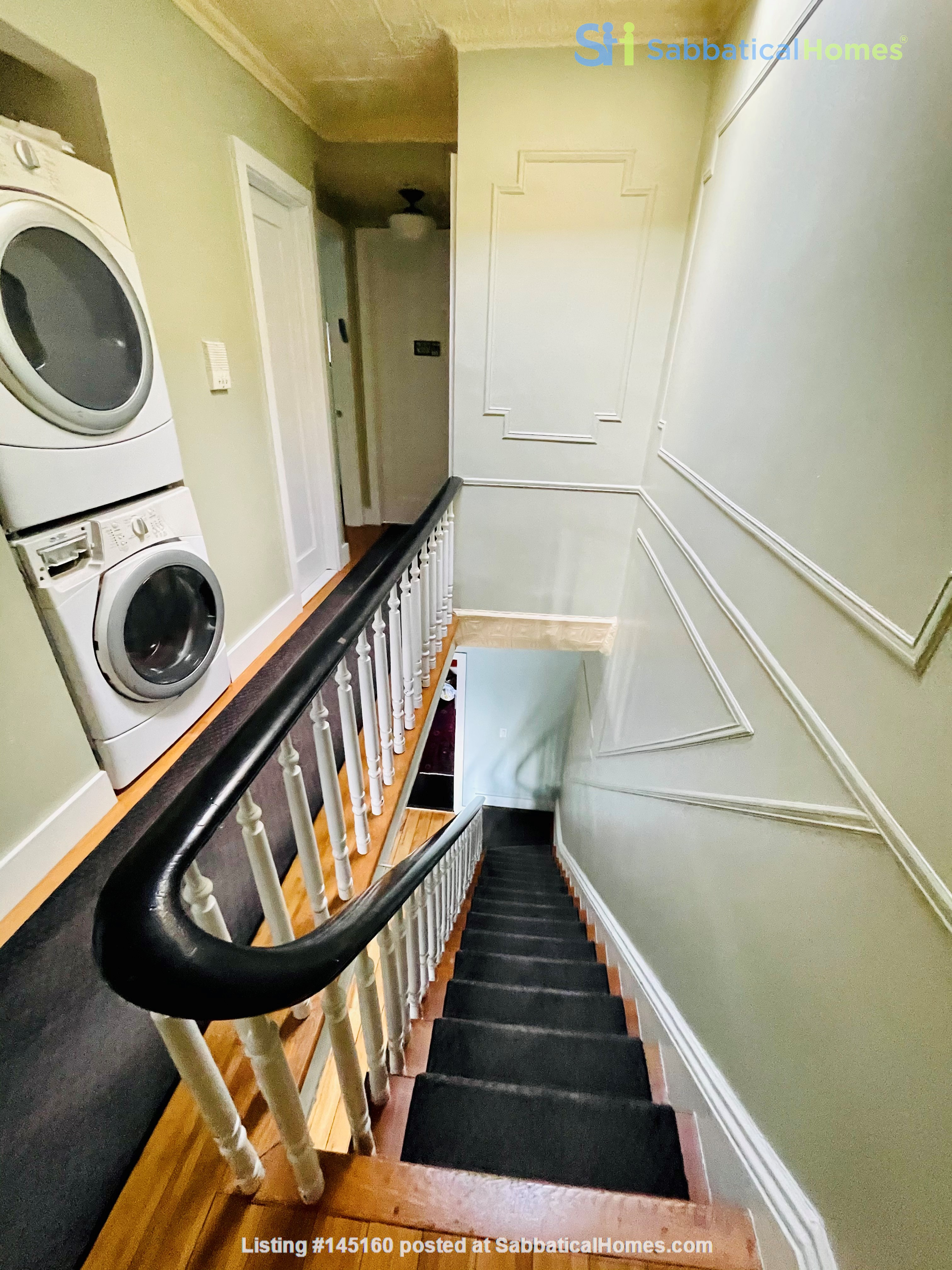 5br - Beautiful *NO FEE* Park Slope Townhouse w Private Yard Home Rental in Kings County, New York, United States 8
