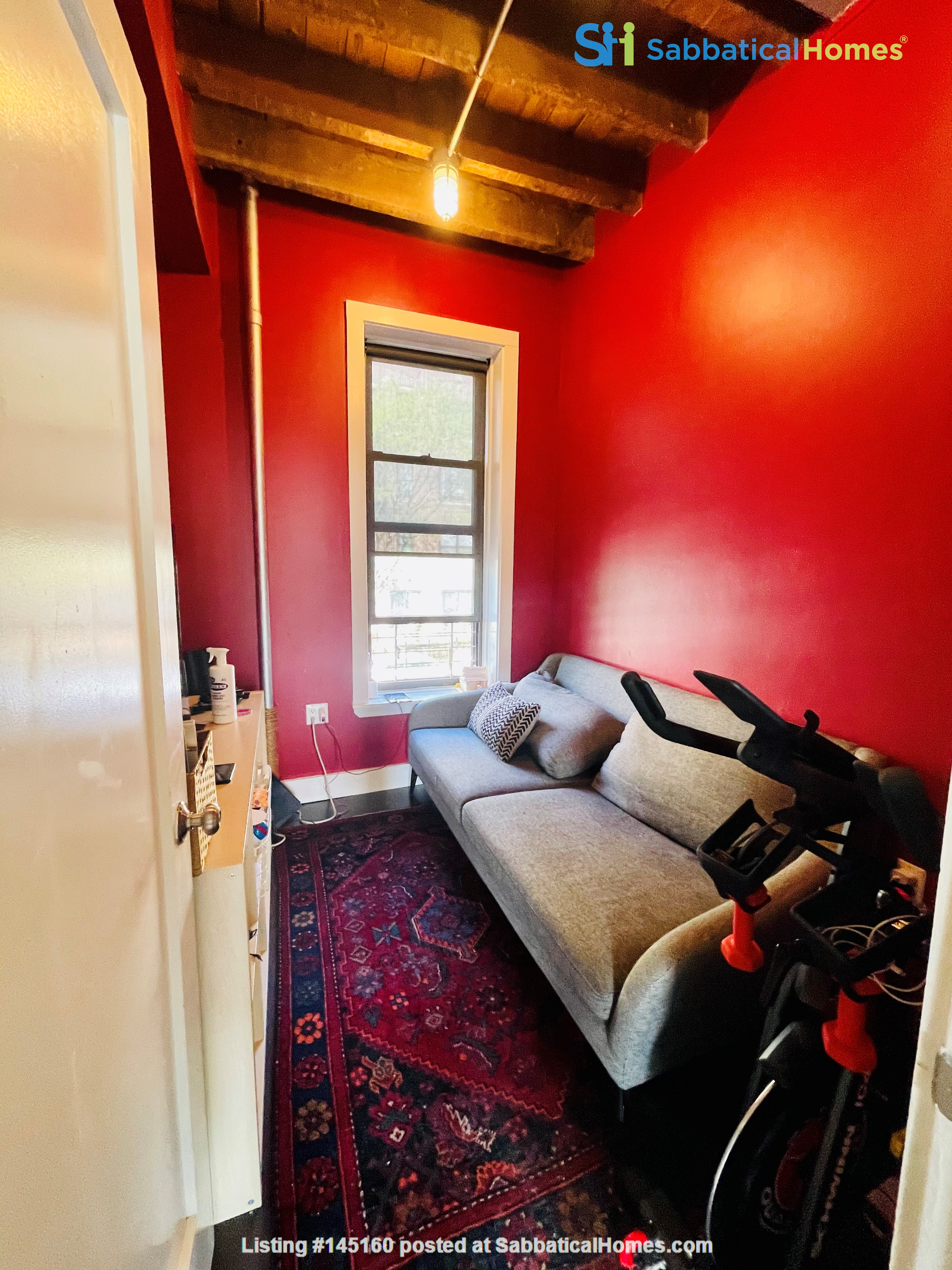 5br - Beautiful *NO FEE* Park Slope Townhouse w Private Yard Home Rental in Kings County, New York, United States 5