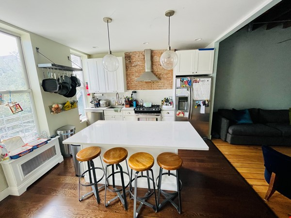 5br - Beautiful *NO FEE* Park Slope Townhouse w Private Yard Home Rental in  0 - thumbnail