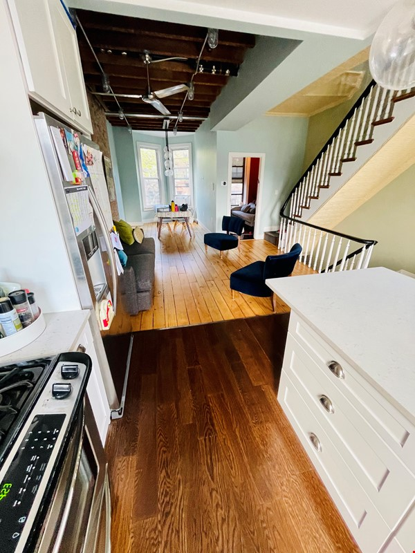 5br - Beautiful *NO FEE* Park Slope Townhouse w Private Yard Home Rental in  2 - thumbnail