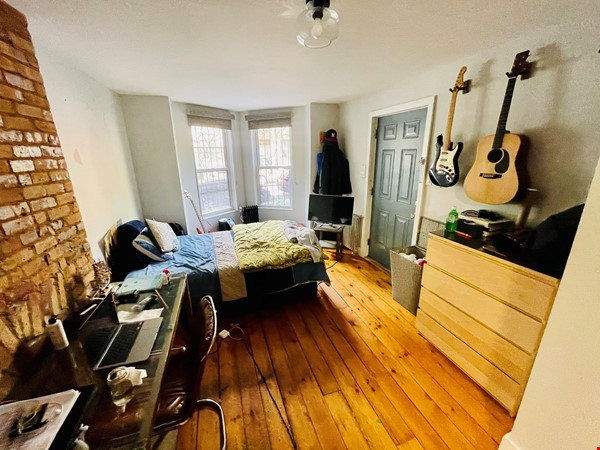 5br - Beautiful *NO FEE* Park Slope Townhouse w Private Yard Home Rental in  7 - thumbnail