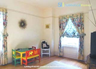 Charming Edwardian bungalow near 4th St shops, transport and more! Home Rental in Berkeley, California, United States 8