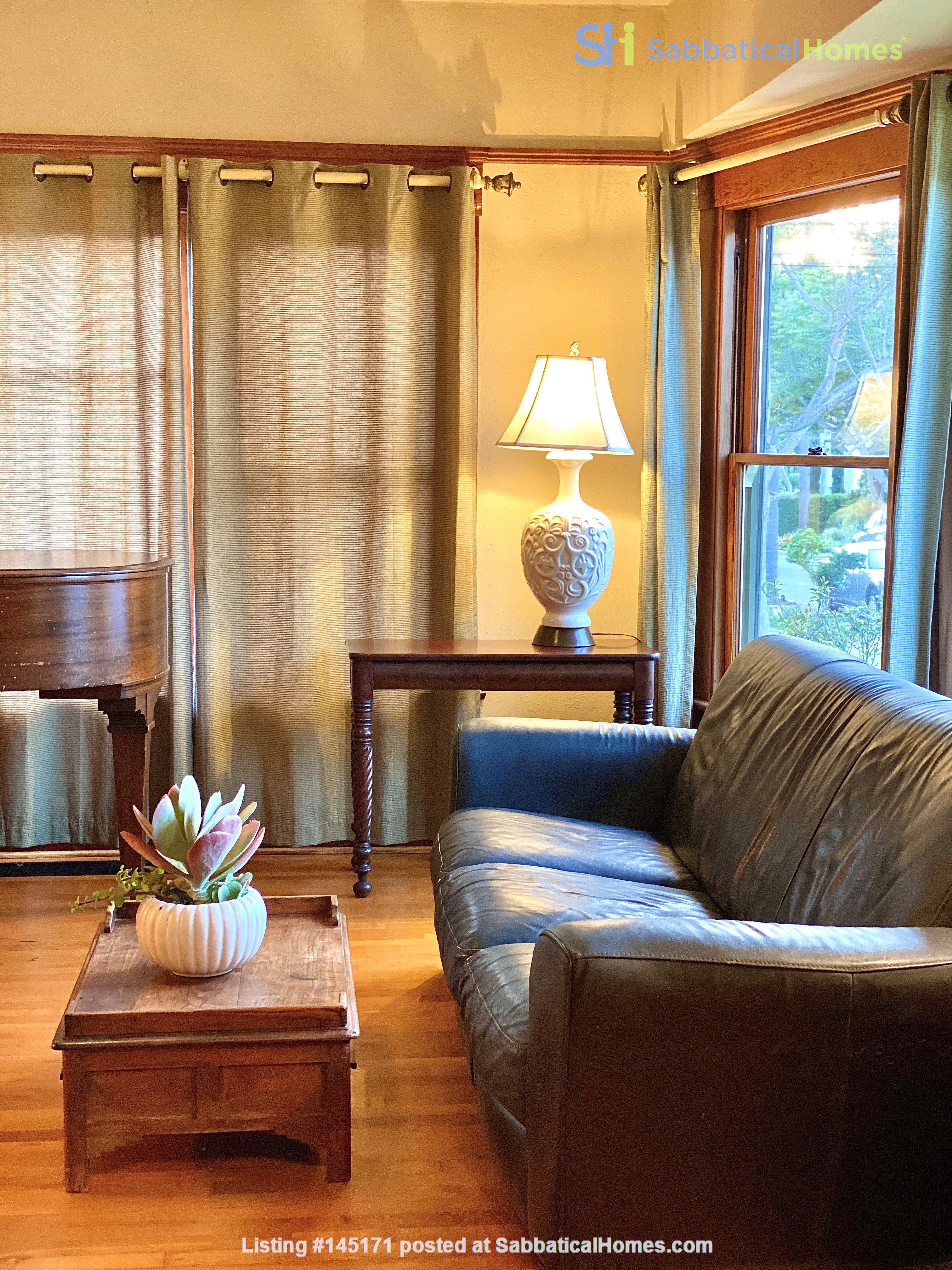 Lovely Craftsman home in historic neighborhood near beaches and downtown! Home Rental in San Diego, California, United States 5