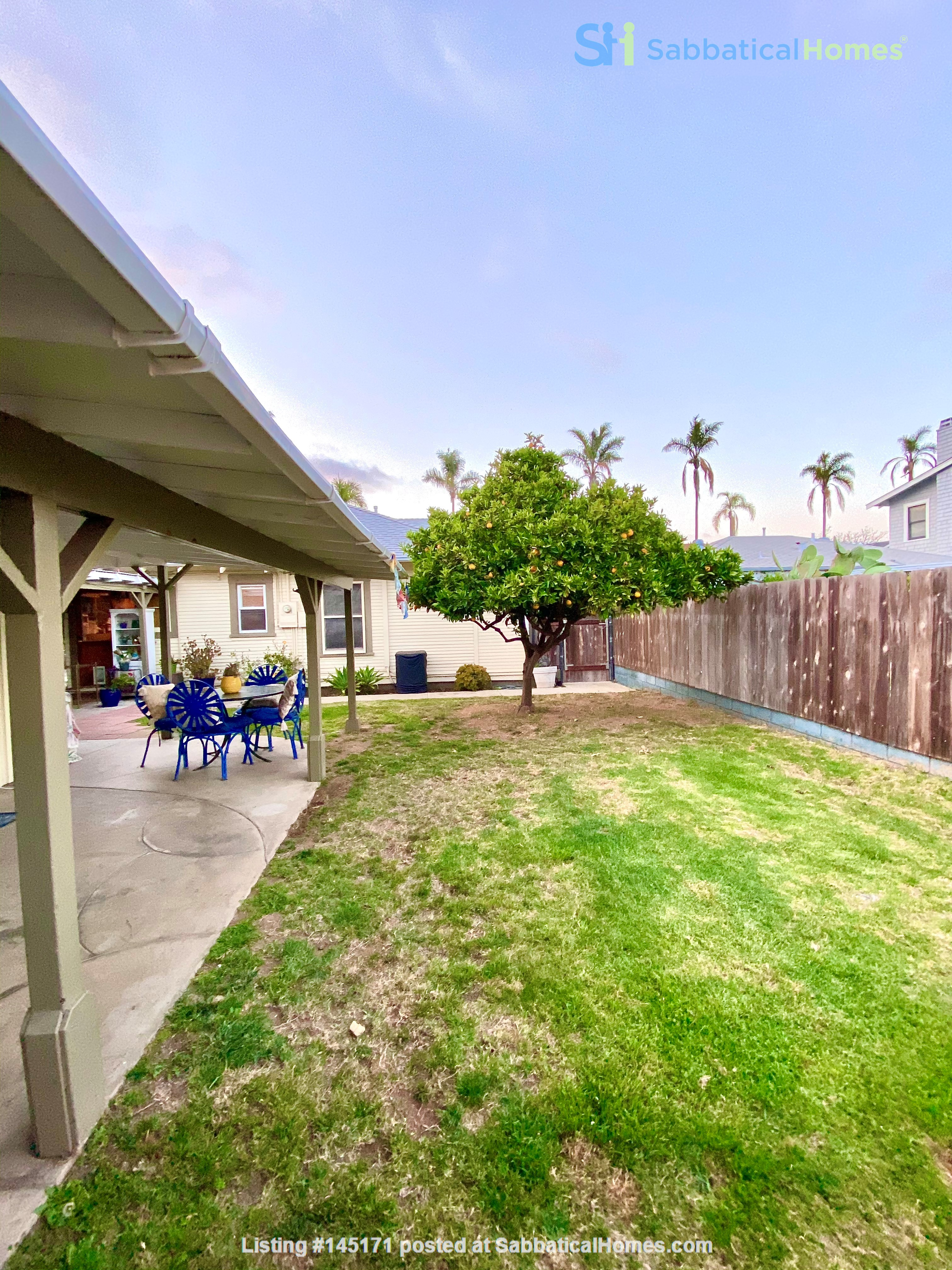 Lovely Craftsman home in historic neighborhood near beaches and downtown! Home Rental in San Diego, California, United States 7