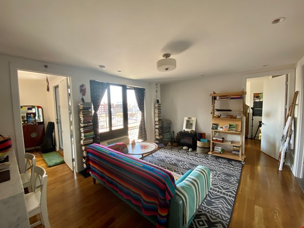 Beautiful, light filled 2 BR, 2 BA + Terrace & Indoor Parking in Brooklyn Home Rental in  3 - thumbnail