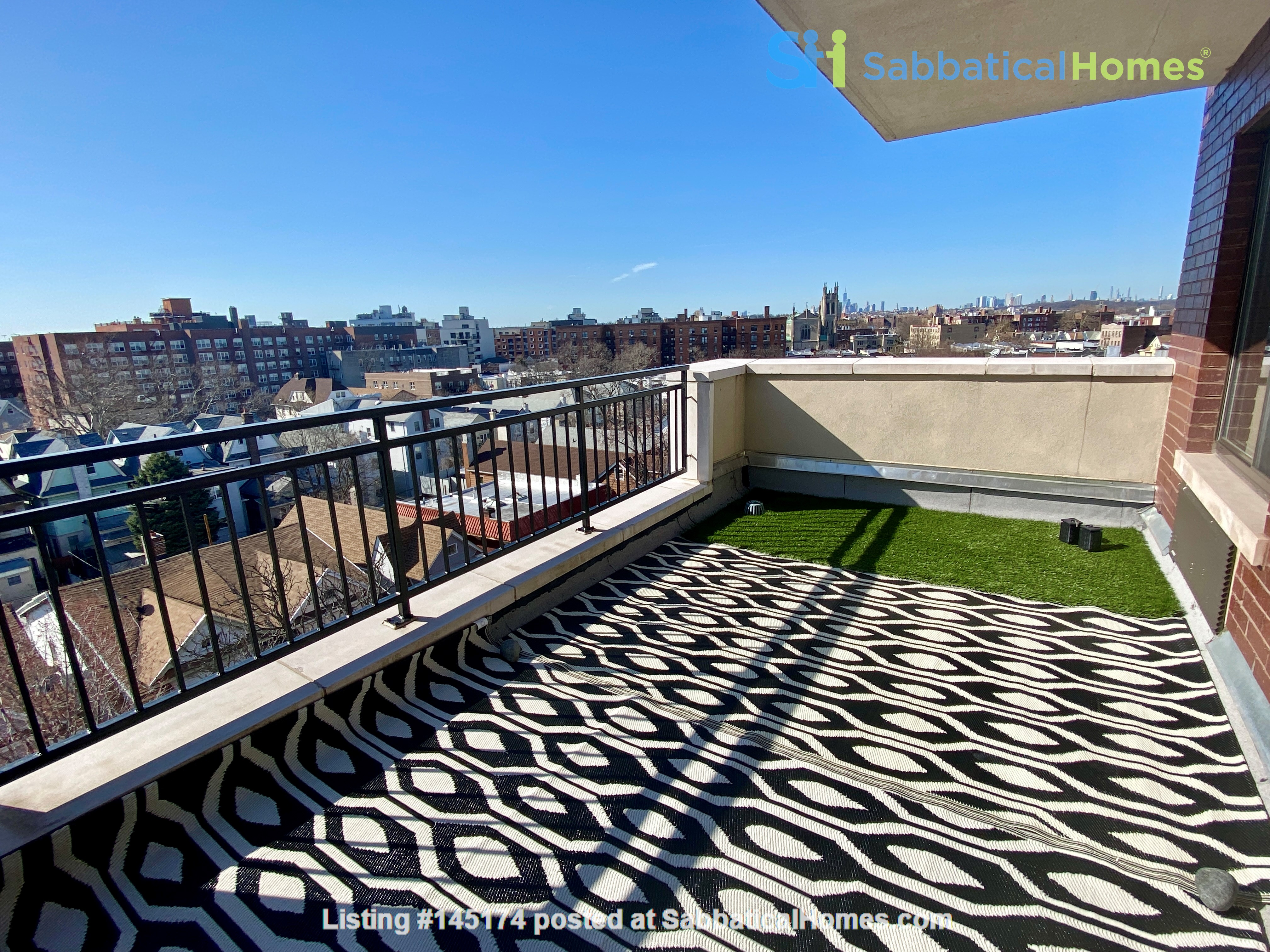 Beautiful, light filled 2 BR, 2 BA + Terrace & Indoor Parking in Brooklyn Home Rental in Kings County, New York, United States 8