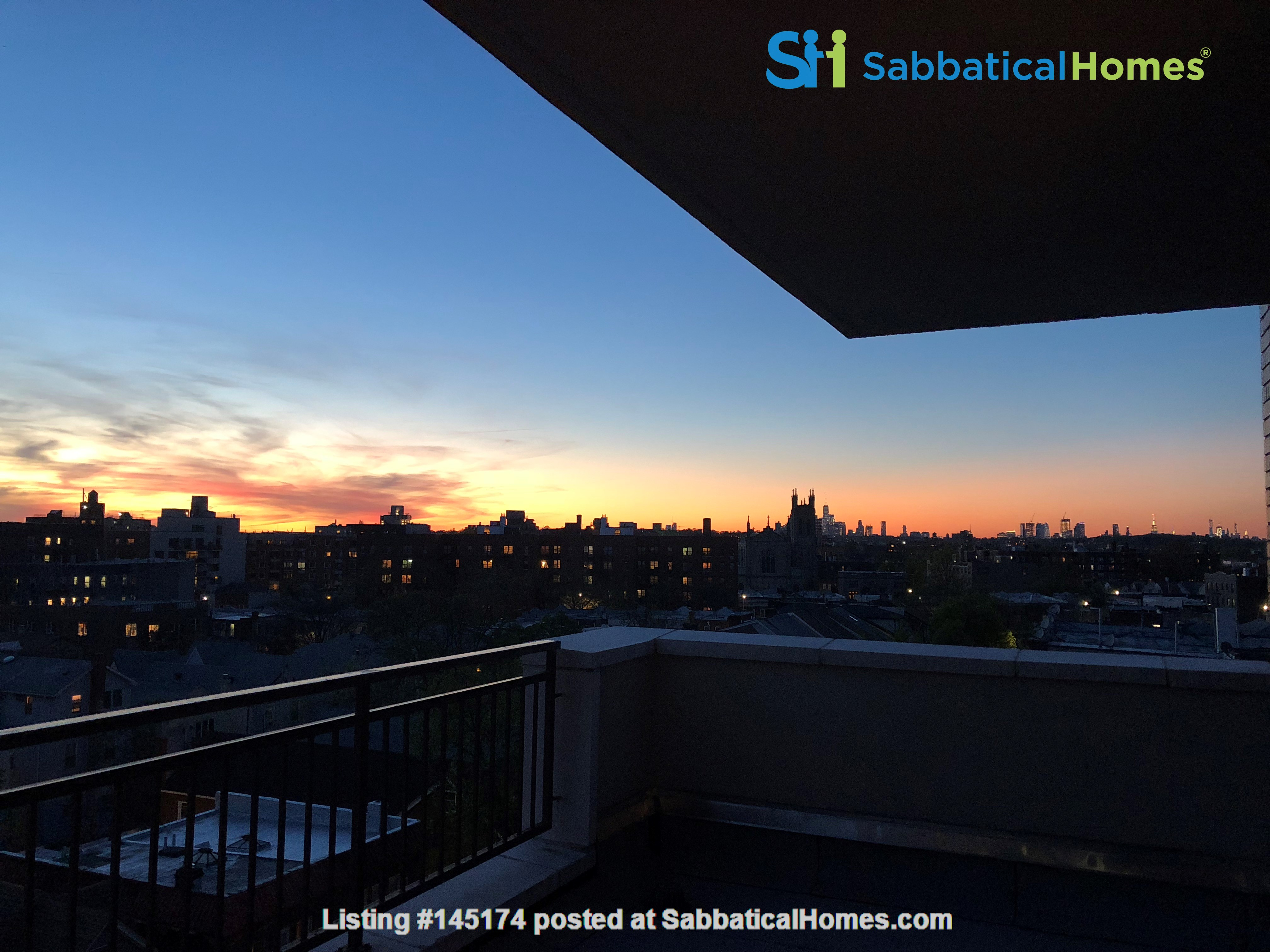 Beautiful, light filled 2 BR, 2 BA + Terrace & Indoor Parking in Brooklyn Home Rental in Kings County, New York, United States 9