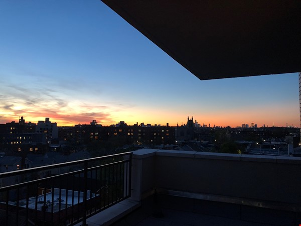 Beautiful, light filled 2 BR, 2 BA + Terrace & Indoor Parking in Brooklyn Home Rental in  9 - thumbnail