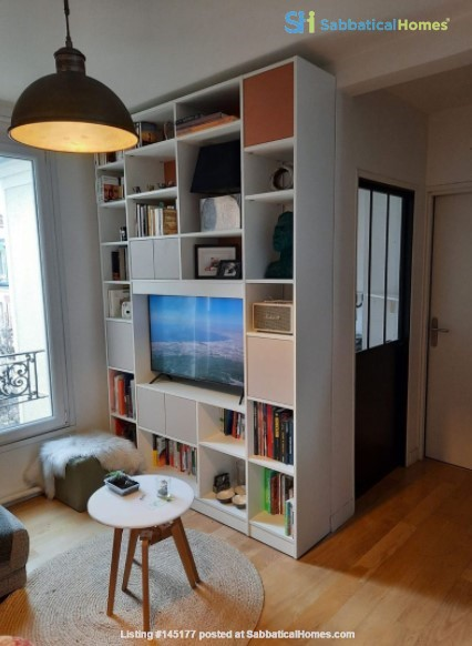 East Paris- Quiet beautiful appt 3mn from metro and the wood of vincennes Home Rental in Saint-Mandé, Île-de-France, France 4