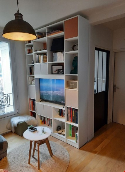 East Paris- Quiet beautiful appt 3mn from metro and the wood of vincennes Home Rental in Saint-Mandé 4 - thumbnail