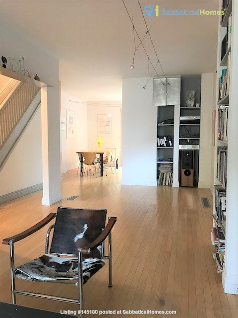 Friendly home in High Park area in Toronto Home Rental in Toronto, Ontario, Canada 3