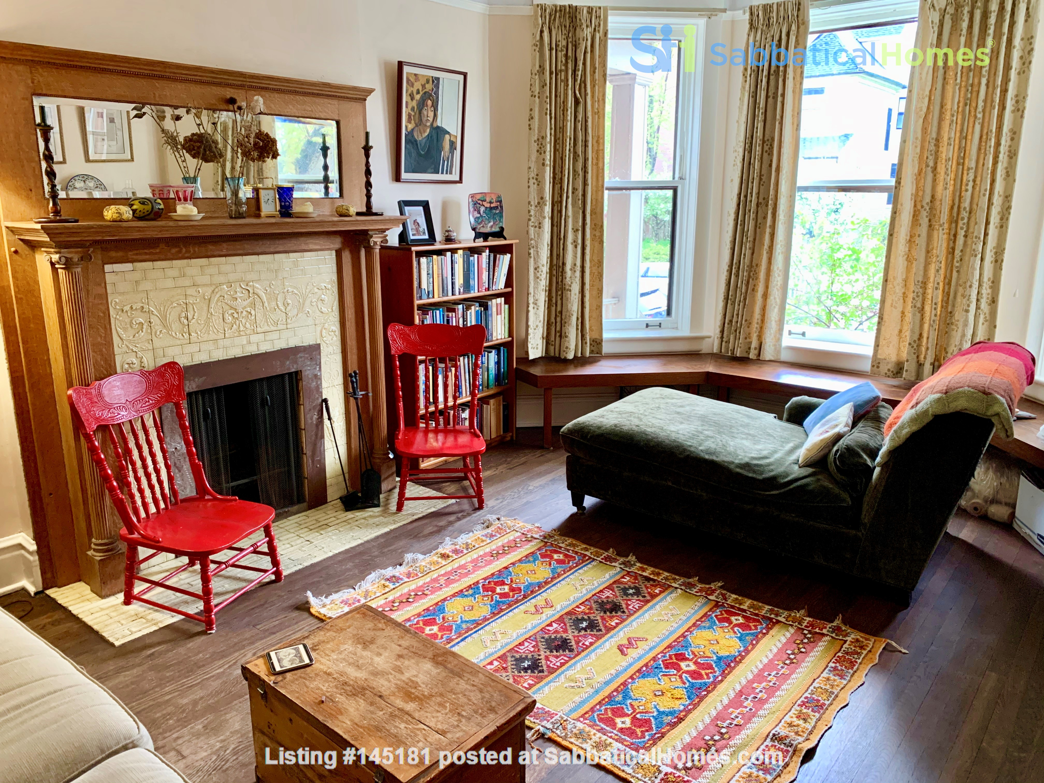 Beautiful Hyde Park Home Near UChicago, Lake, Loop Home Rental in Chicago, Illinois, United States 5