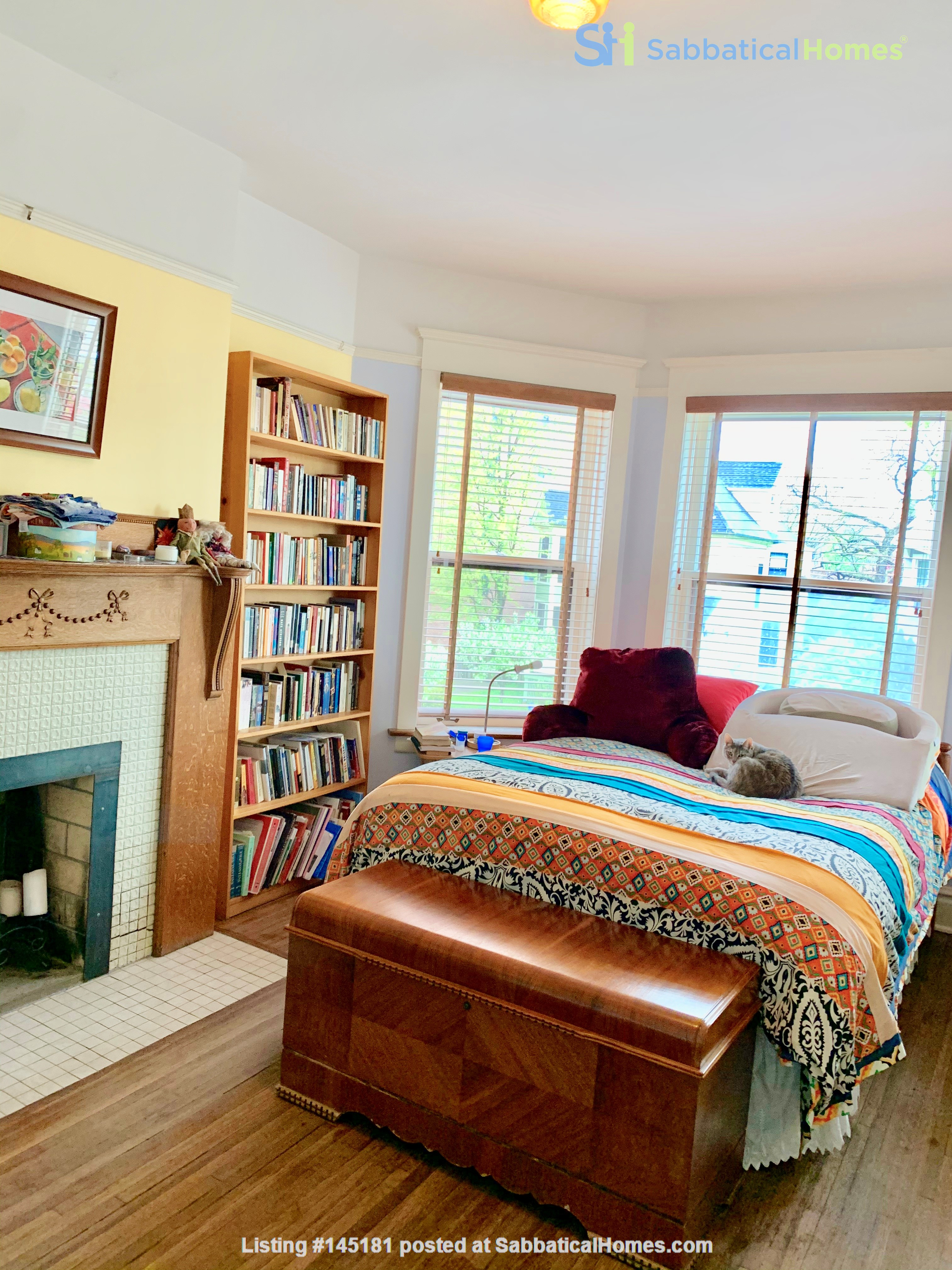 Beautiful Hyde Park Home Near UChicago, Lake, Loop Home Rental in Chicago, Illinois, United States 8