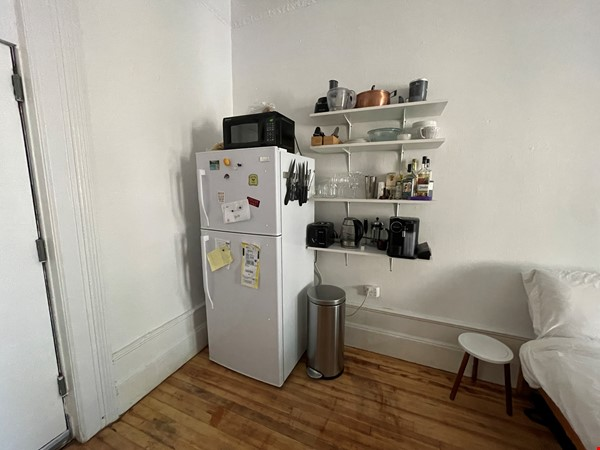 Historic South Harlem Studio with Balcony, short walk to Central Park! Home Rental in New York 6 - thumbnail