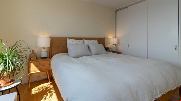 One bedroom apartment with lake views and attached parking (Cayuga Heights) Home Rental in Ithaca 4 - thumbnail