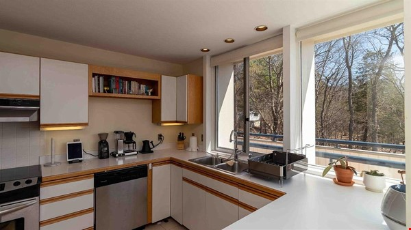 One bedroom apartment with lake views and attached parking (Cayuga Heights) Home Rental in Ithaca 3 - thumbnail