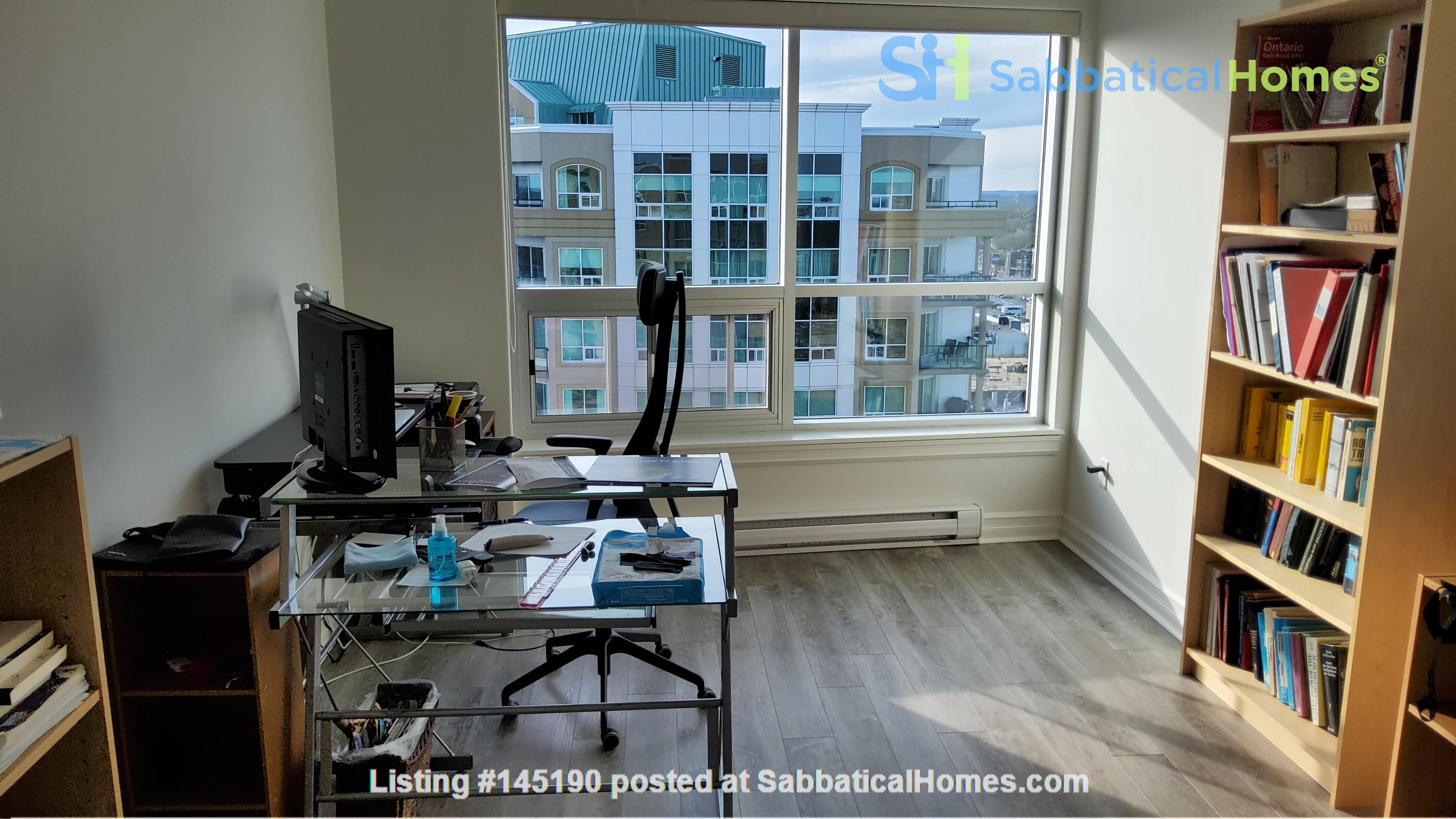 Spacious, Sunny, 12th-floor Condo in the North End of Halifax, Nova Scotia Home Rental in Halifax, Nova Scotia, Canada 1