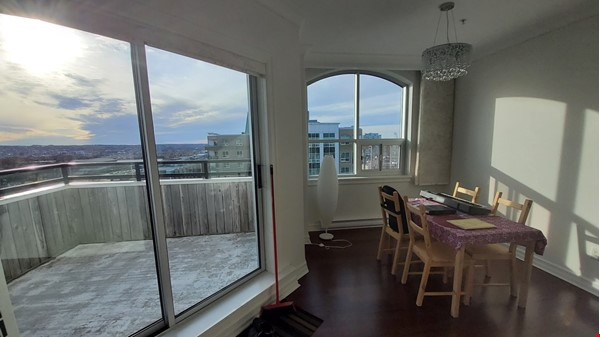 Spacious, Sunny, 12th-floor Condo in the North End of Halifax, Nova Scotia Home Rental in Halifax 2 - thumbnail