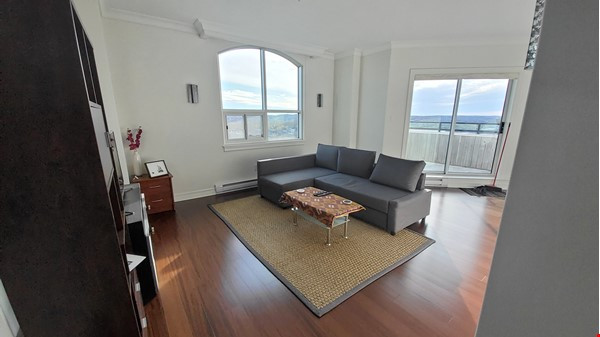 Spacious, Sunny, 12th-floor Condo in the North End of Halifax, Nova Scotia Home Rental in Halifax 0 - thumbnail