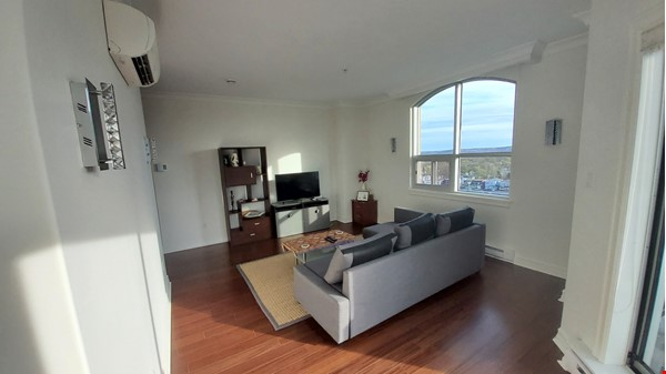 Spacious, Sunny, 12th-floor Condo in the North End of Halifax, Nova Scotia Home Rental in Halifax 6 - thumbnail