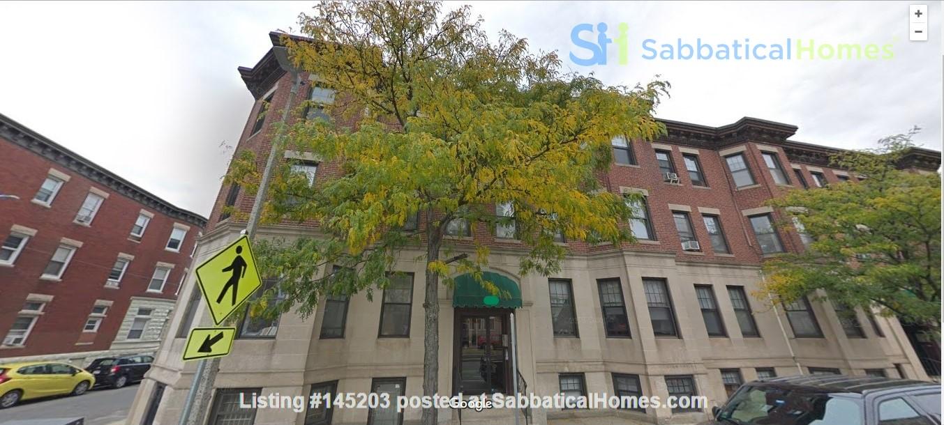 2bd/1ba Condo in Boston (Allston Neighborhood) near BU/BC/Harvard Home Rental in Boston, Massachusetts, United States 0