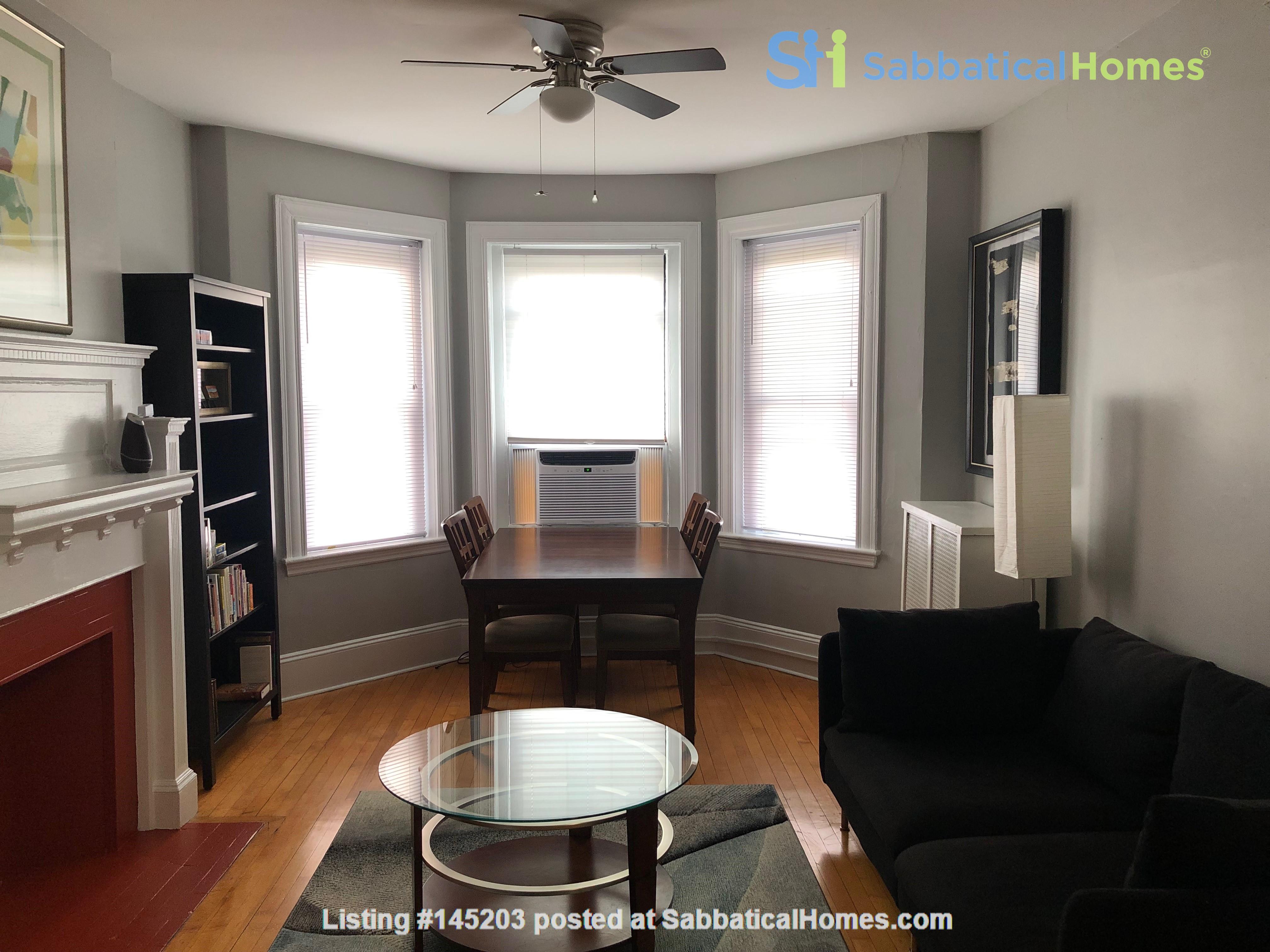 2bd/1ba Condo in Boston (Allston Neighborhood) near BU/BC/Harvard Home Rental in Boston, Massachusetts, United States 3