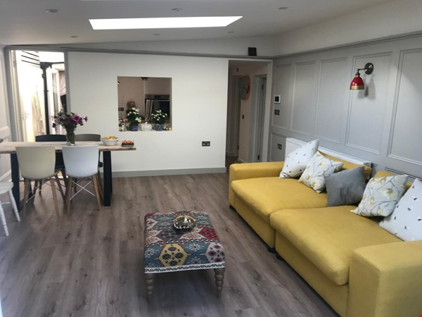 Hidden Peaceful Flat in Heart of Oxford Home Rental in  0 - thumbnail