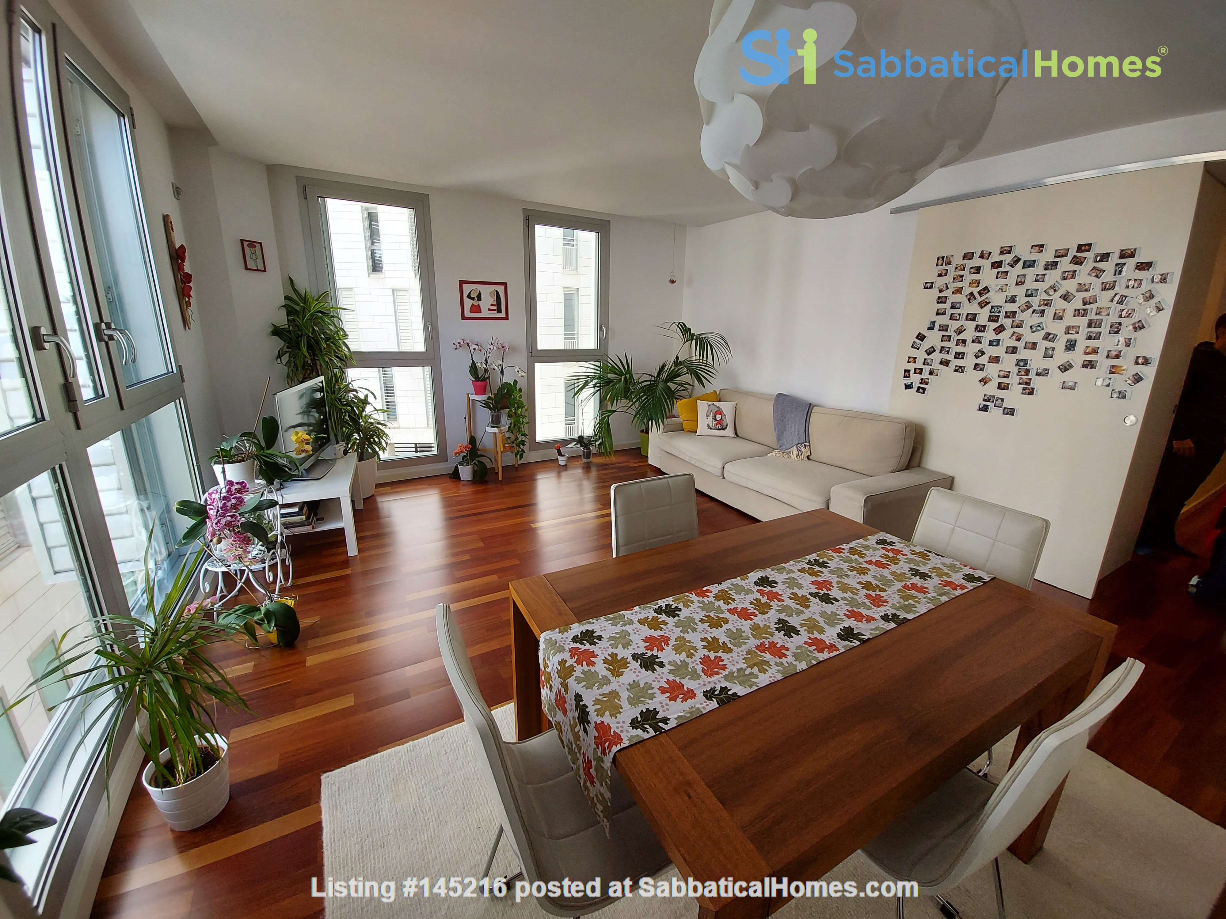 New luxury apartment in the most beautiful area of Barcelona Home Rental in Barcelona, Catalunya, Spain 0