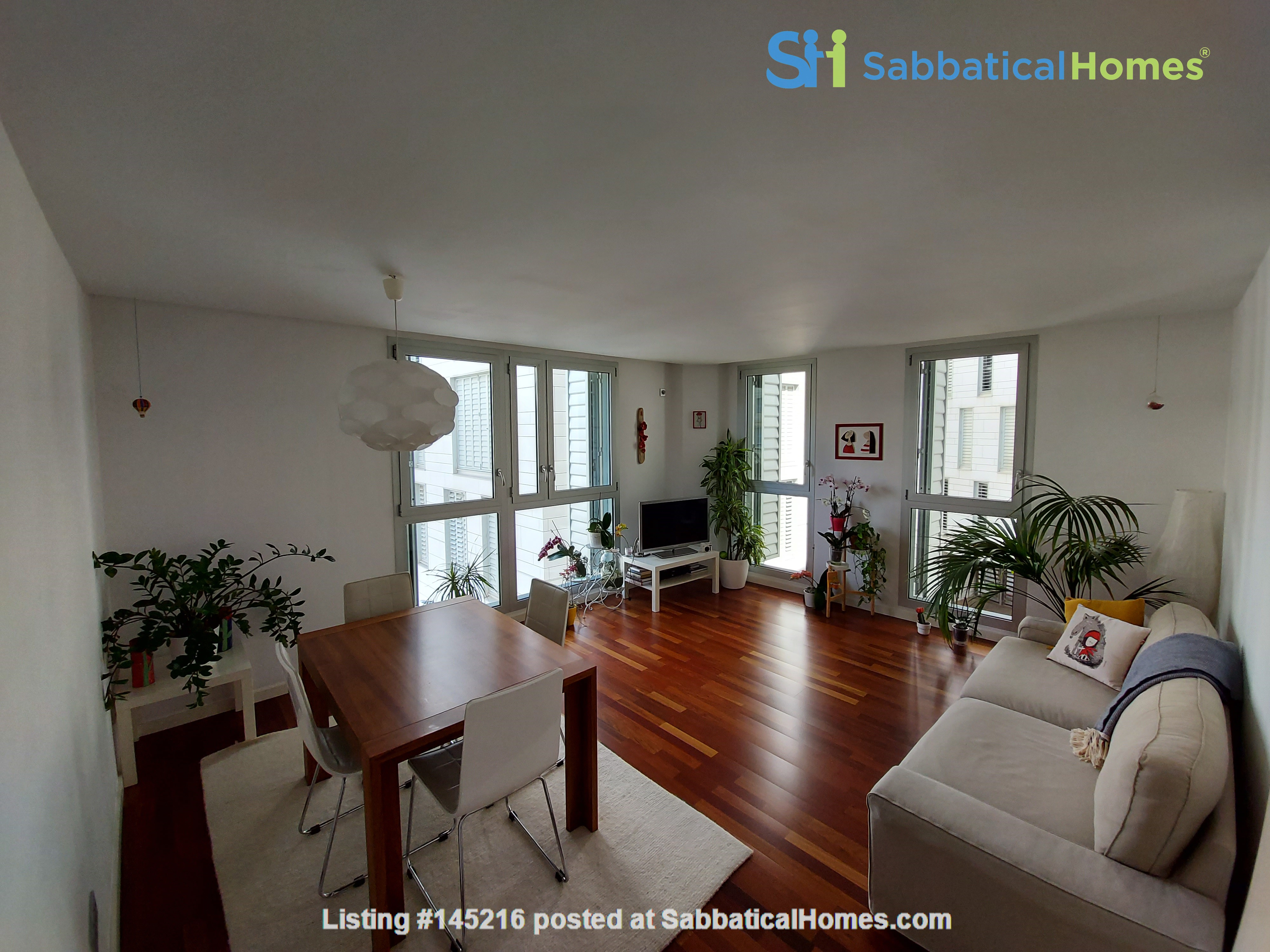 New luxury apartment in the most beautiful area of Barcelona Home Rental in Barcelona, Catalunya, Spain 1