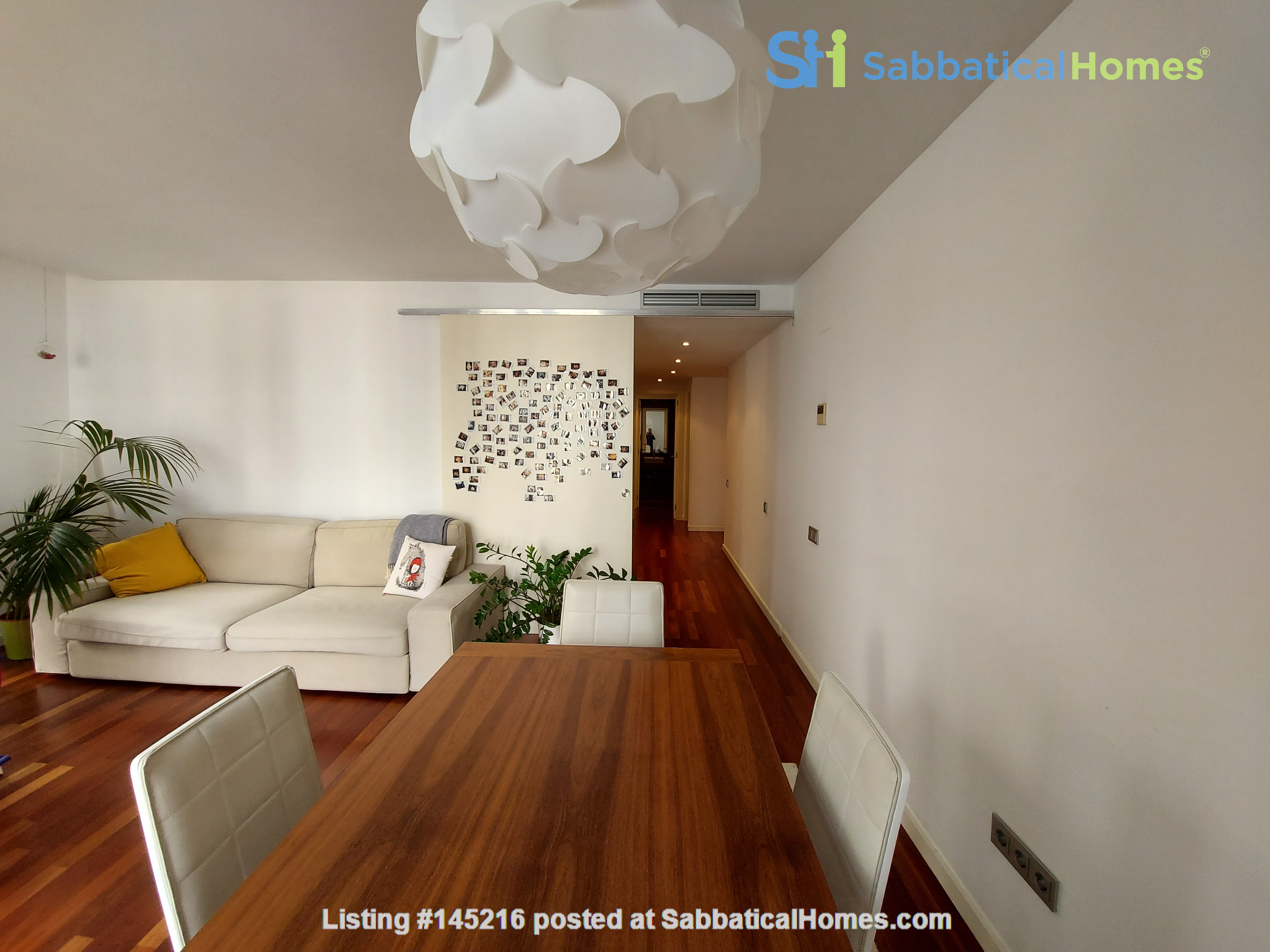 New luxury apartment in the most beautiful area of Barcelona Home Rental in Barcelona, Catalunya, Spain 6