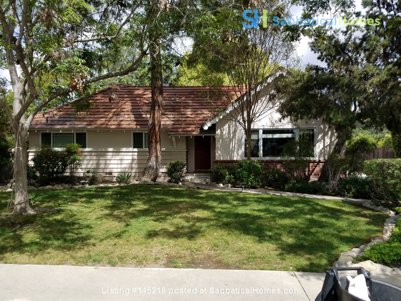 Leafy SoCal home with patios, fire pit in charming college foothills town Home Rental in Claremont, California, United States 0