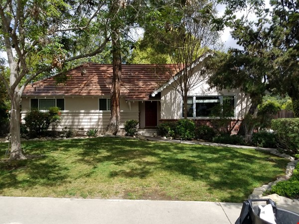 Leafy SoCal home with patios, fire pit in charming college foothills town Home Rental in Claremont 0 - thumbnail