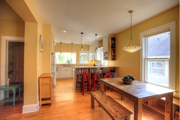 Adorable home near parks, lakes and restauraunts Home Rental in Minneapolis 1 - thumbnail