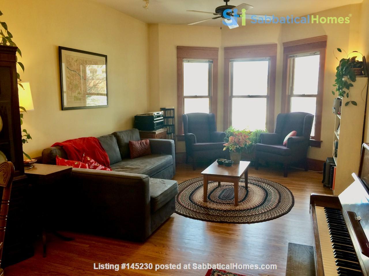 Beautiful historic home in sought after Calgary neighbourhood Home Rental in Calgary, Alberta, Canada 1