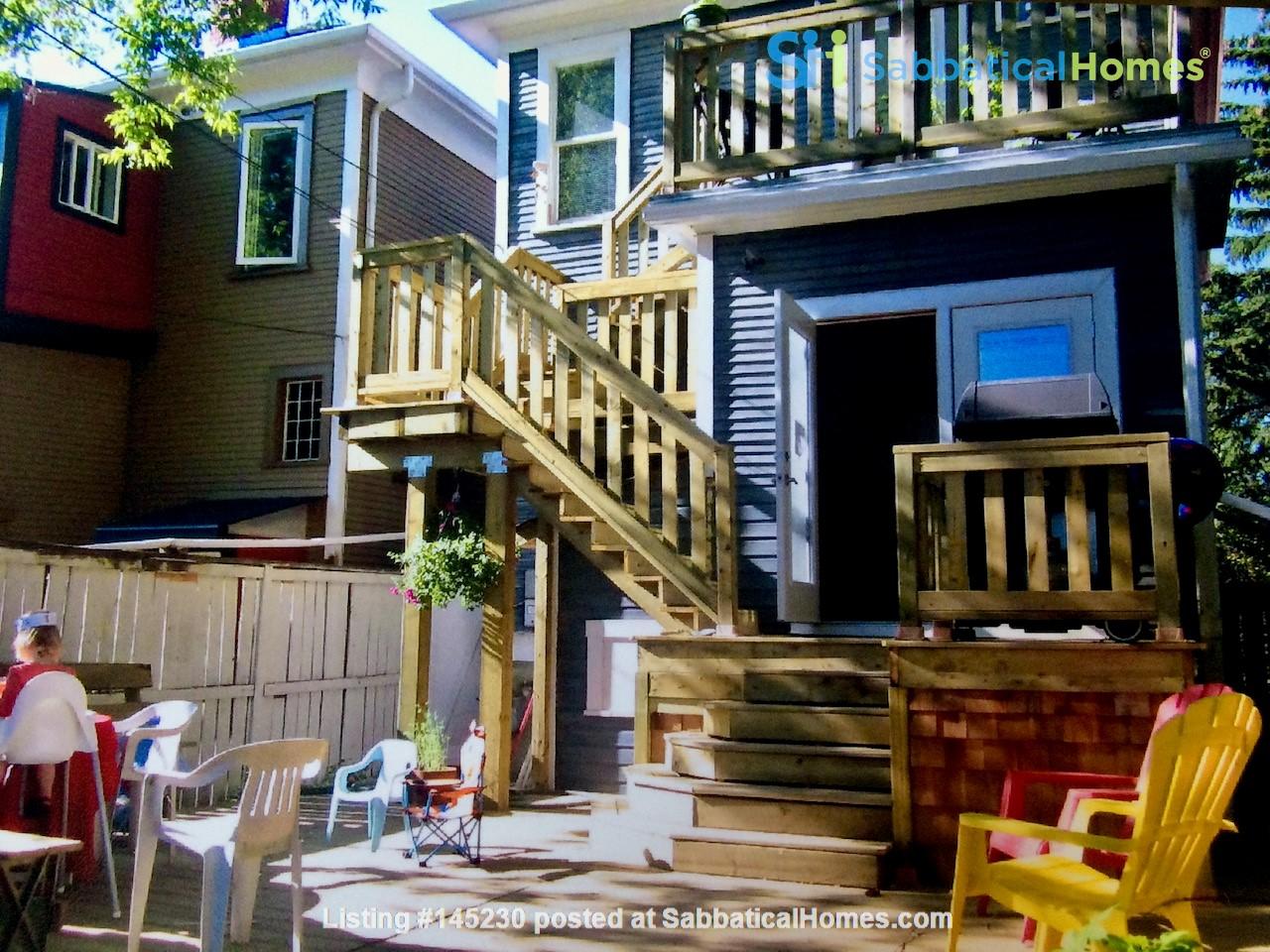 Beautiful historic home in sought after Calgary neighbourhood Home Rental in Calgary, Alberta, Canada 2