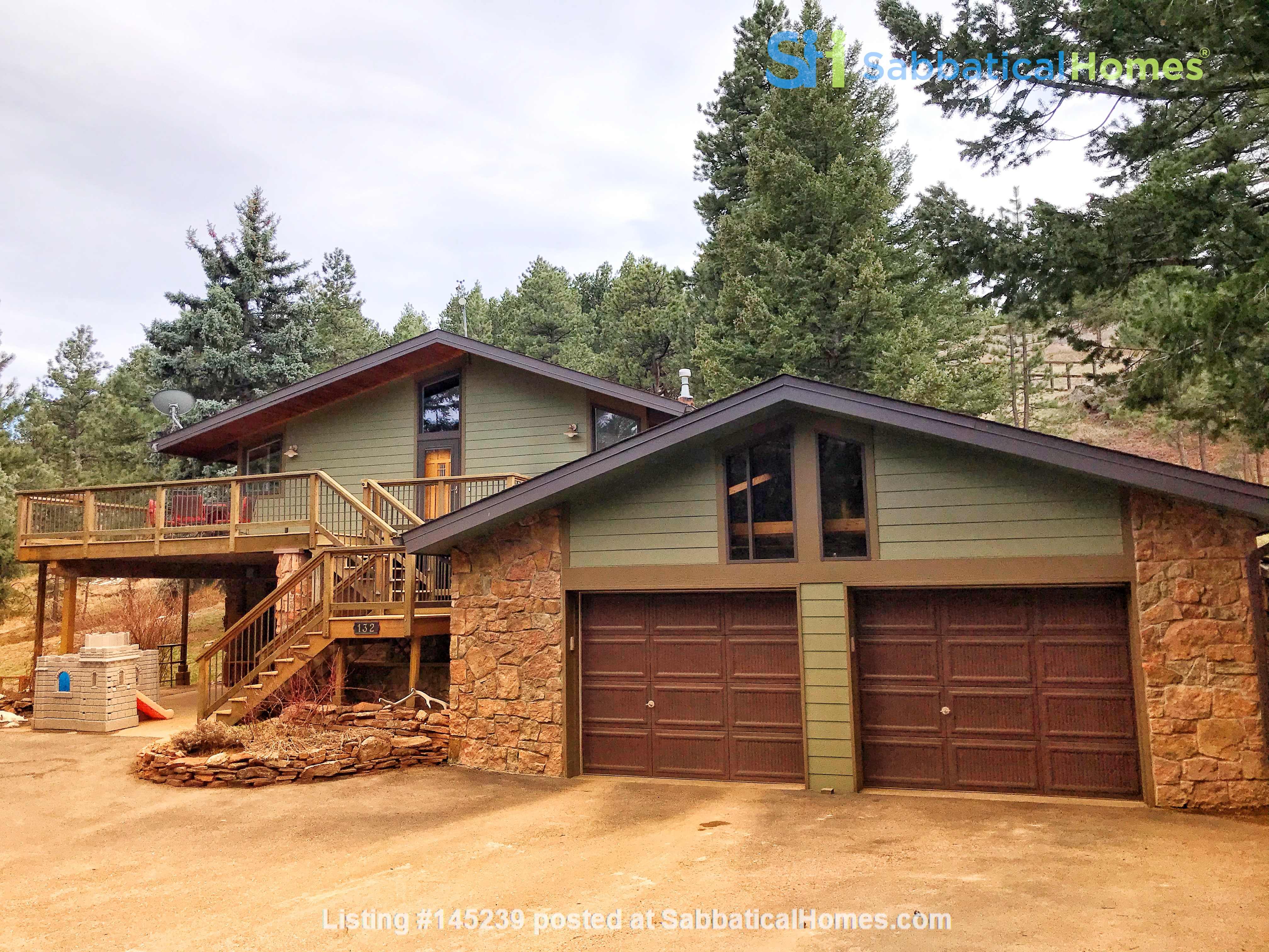 Lovely Mountain Home for Rent Home Rental in Boulder, Colorado, United States 8