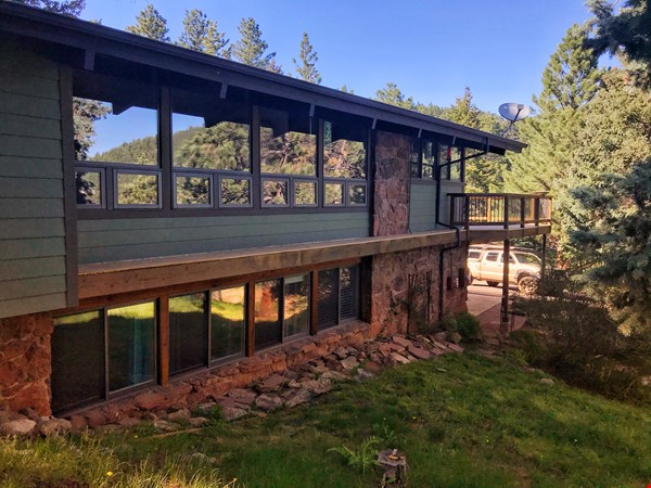 Lovely Mountain Home for Rent Home Rental in Boulder 0 - thumbnail