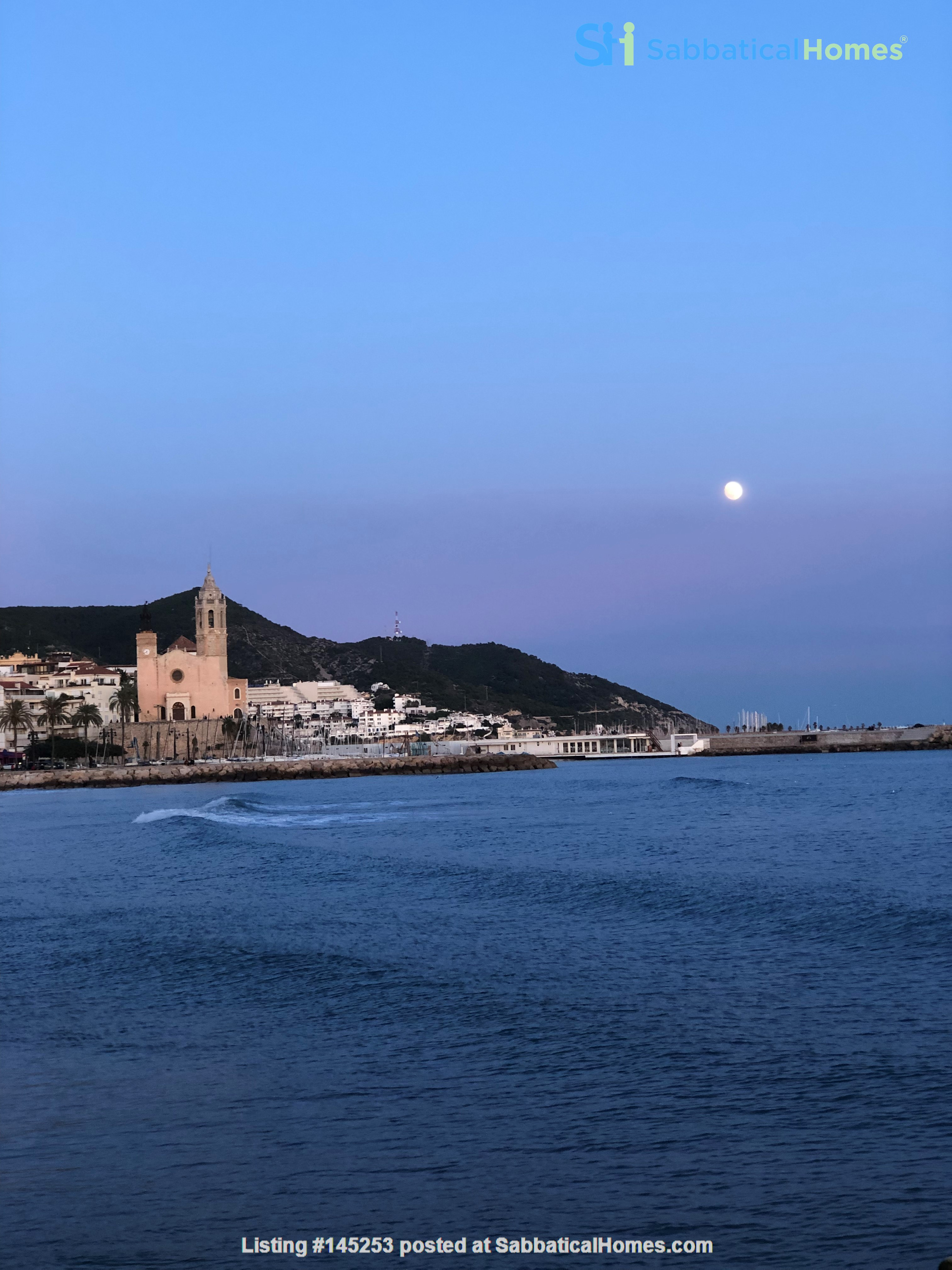 Multicultural City close to Barcelona! Home Rental in Sitges, Catalunya, Spain 0