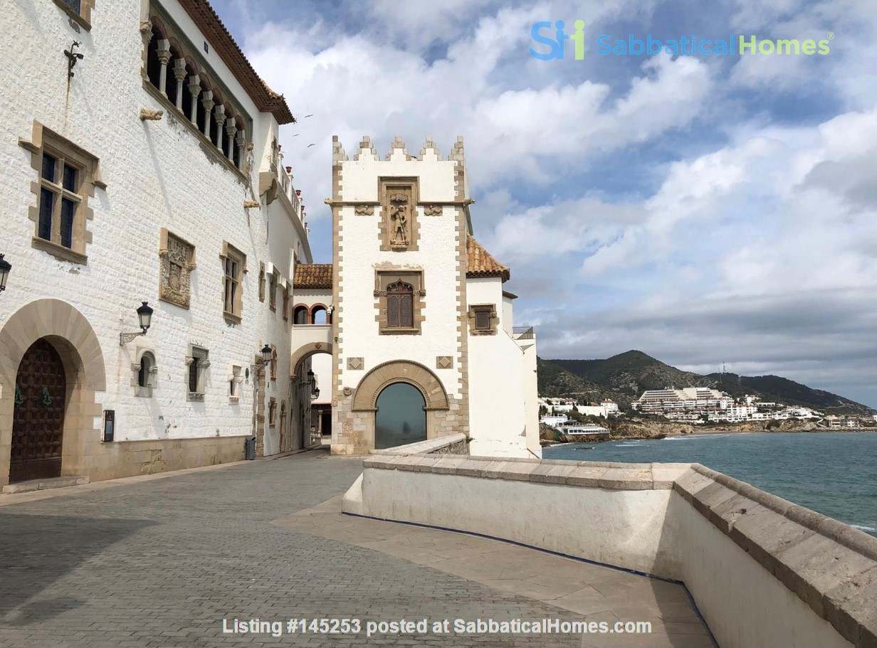 Multicultural City close to Barcelona! Home Rental in Sitges, Catalunya, Spain 1