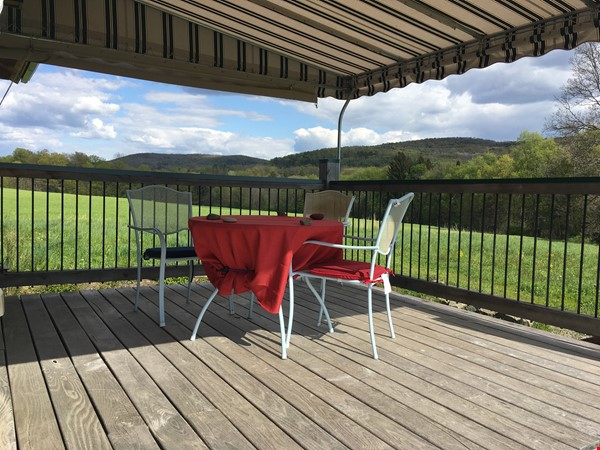Quiet Retreat in Brooktondale: Birds, Stars and Open Space Home Rental in Brooktondale 4 - thumbnail