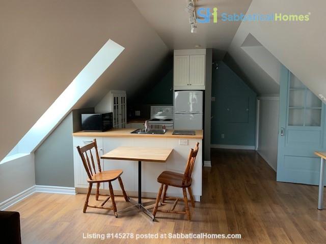Beautiful loft / studio Home Rental in Gatineau, Québec, Canada 1