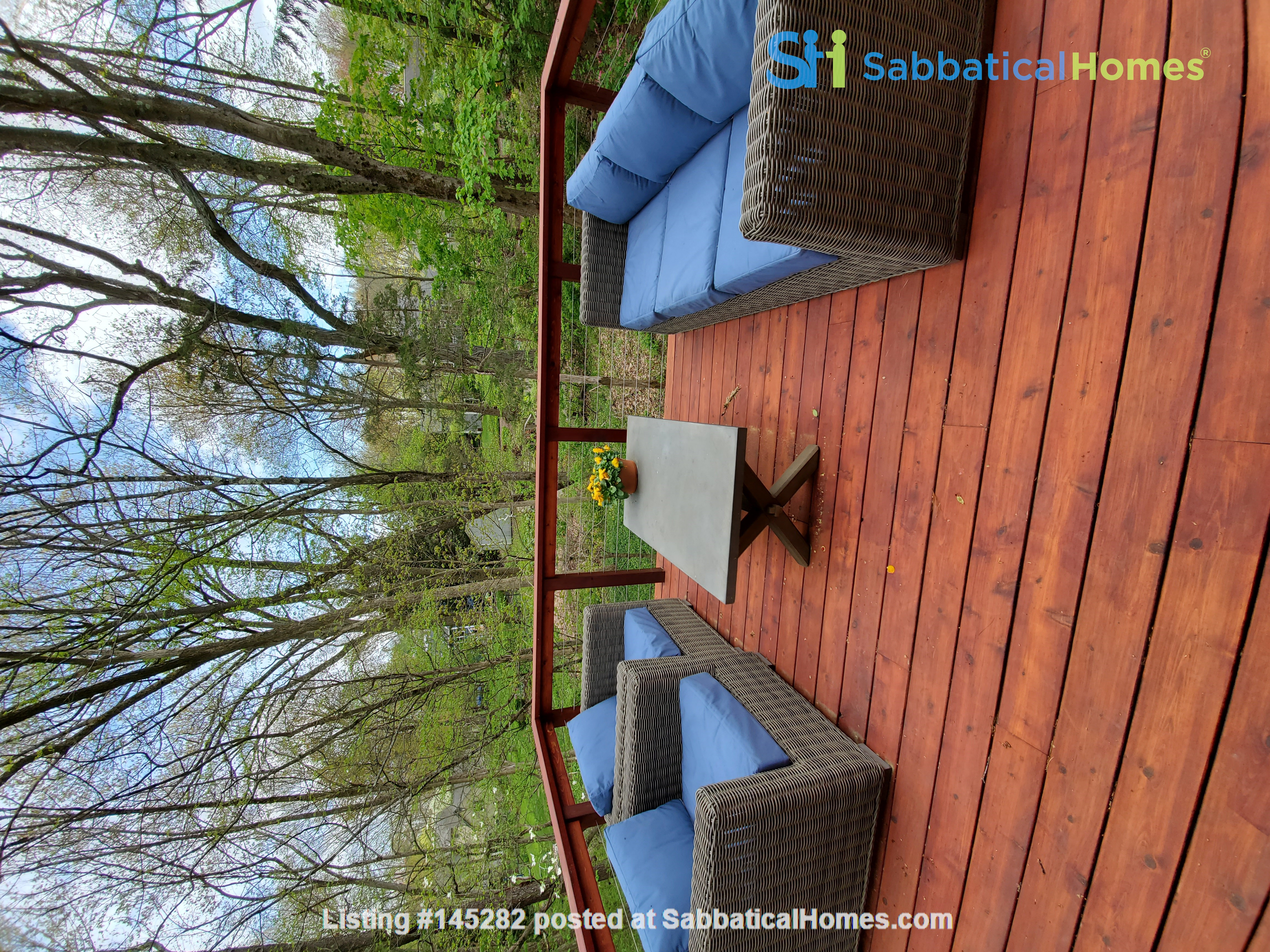 Spacious, Peaceful Getaway in Beautiful Amherst, MA, 4 BR 3.5 ba Home Rental in Amherst, Massachusetts, United States 1
