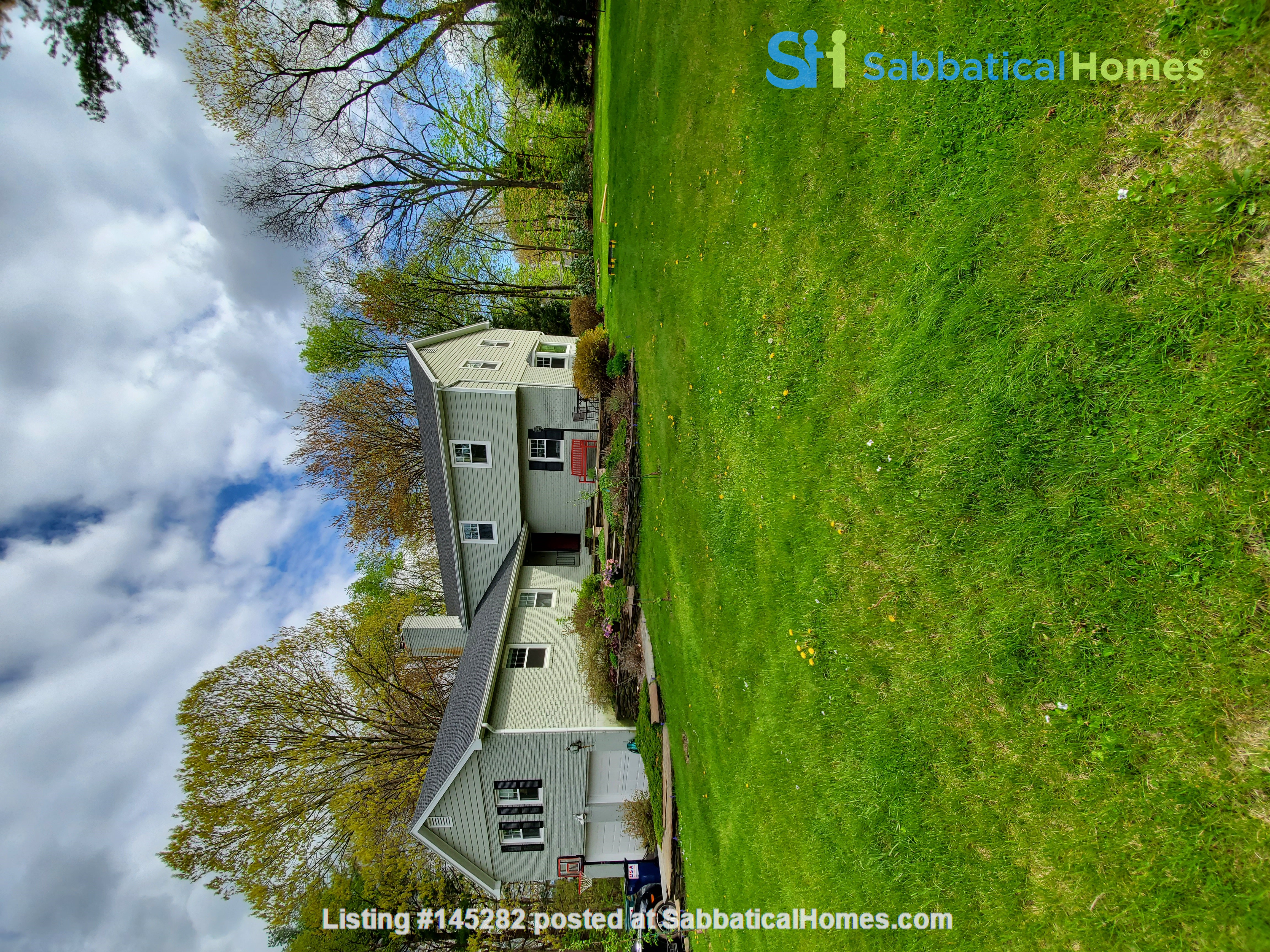 Spacious, Peaceful Getaway in Beautiful Amherst, MA, 4 BR 3.5 ba Home Rental in Amherst, Massachusetts, United States 0