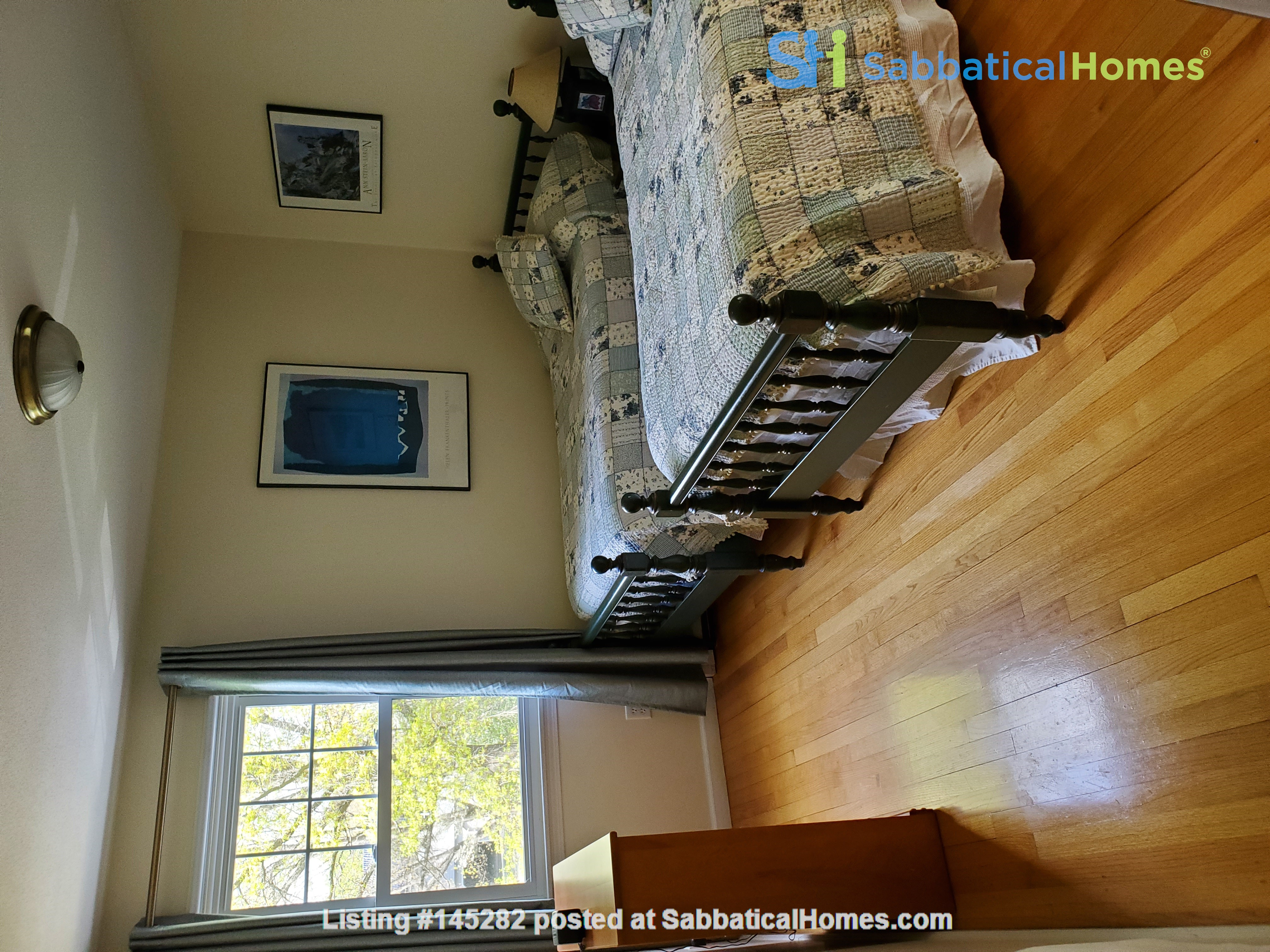 Spacious, Peaceful Getaway in Beautiful Amherst, MA, 4 BR 3.5 ba Home Rental in Amherst, Massachusetts, United States 2